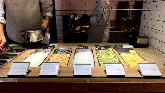 シティショップヌードルの選べる麵