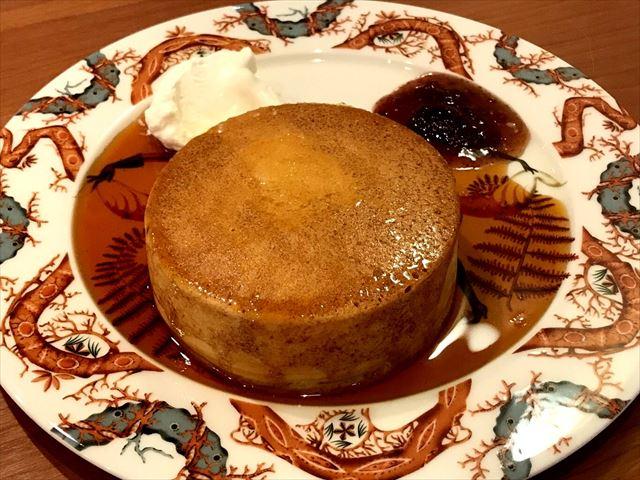 究極のホットケーキ in ムレスナティーハウス総本店