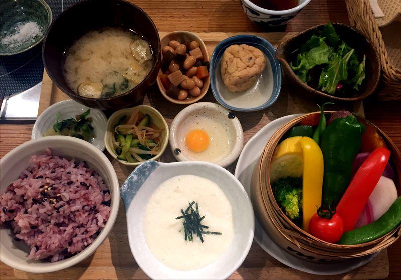 大阪梅田 mus(ムス)蒸し料理専門店自然派レストラン