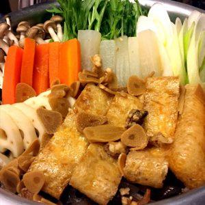お鍋(大山山麓自然薯 治之助)