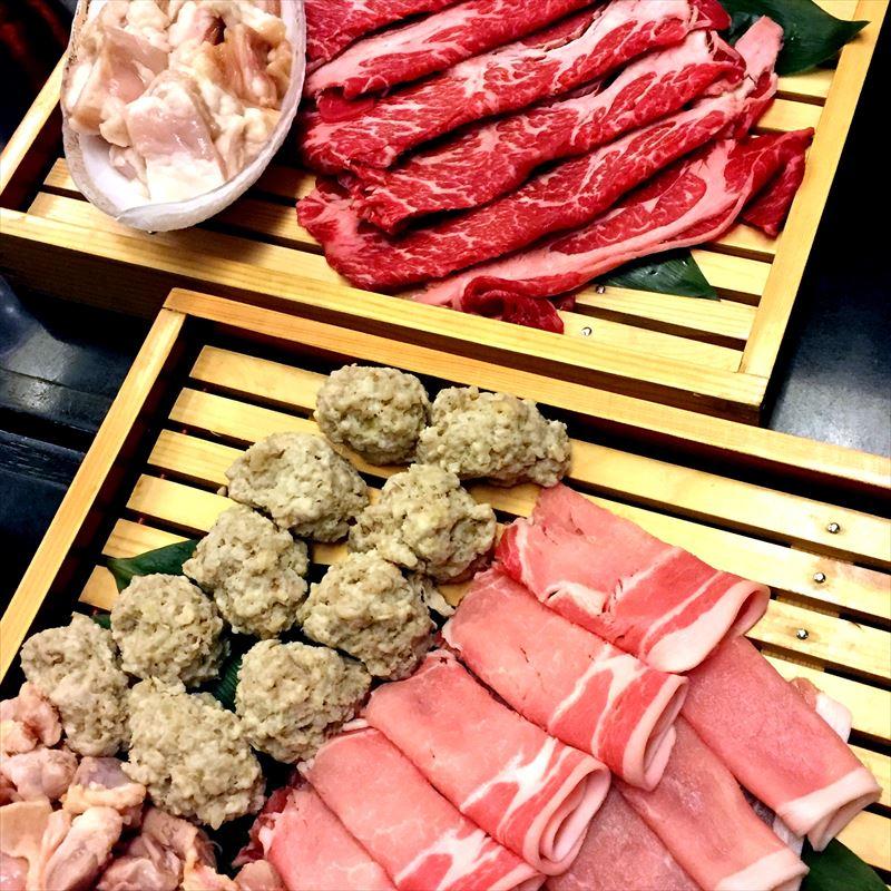 お肉(大山山麓自然薯 治之助)