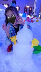 ☆雪あそび☆